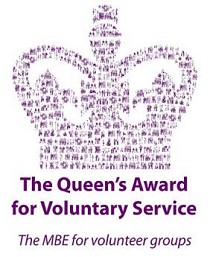 Queens Award for Voluntary Services